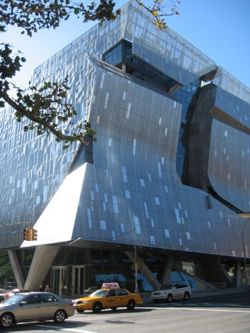 Cooper Union von Thom Mayne Morphosis Architekten Los Angeles